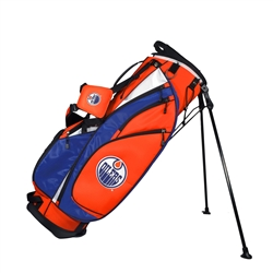 Edmonton Oilers Golf Stand Bag