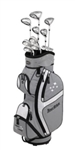 Tour Edge Lady Edge 11PC Package Set w/ Cart Bag
