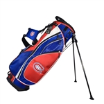Montreal Canadiens Golf Stand Bag