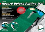 JEF World of Golf JR105 Hazard Deluxe Putting Mat