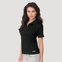Ladies Wicking Poly / Bamboo Charcoal