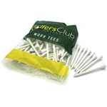 2 3/4 Inch Long Tees (50 pack)