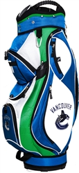 Vancouver Canucks Golf Cart Bag