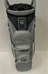 TaylorMade TM18 Ladies Cart Bag- 5.0 - Grey/Black (Demo)