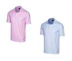 Greg Norman ML75 2 Below Print Polo