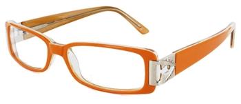 c01fe4e3a7 Cubra Libre 4 - Orange Eyeglass Frame