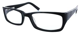 5d3542dea2 Madrid 2 - Black Eyeglass Frame