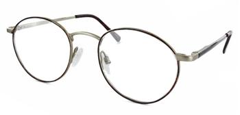 ef48bc61cf Charlie - Gold Demi Amber Eyeglass Frame