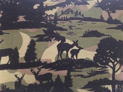 DEER FOREST FLANNEL