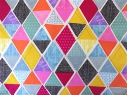 NEW!  DIAMOND PATCHWORK