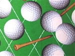 NEW! GOLF BALLS & TEES