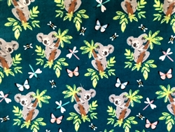 NEW!  KOALA FLANNEL