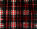 RED & BLACK PLAID FLANNEL
