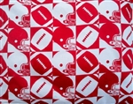 RED & WHITE FOOTBALL