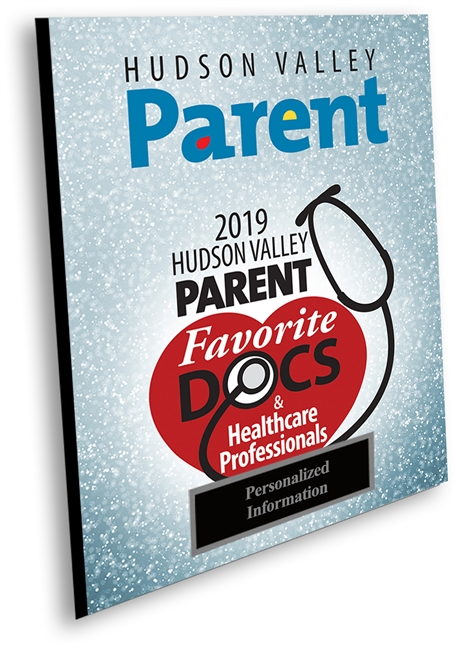 2019 Deluxe HV Parent Docs Parents Love Standard Plaques, No Plate