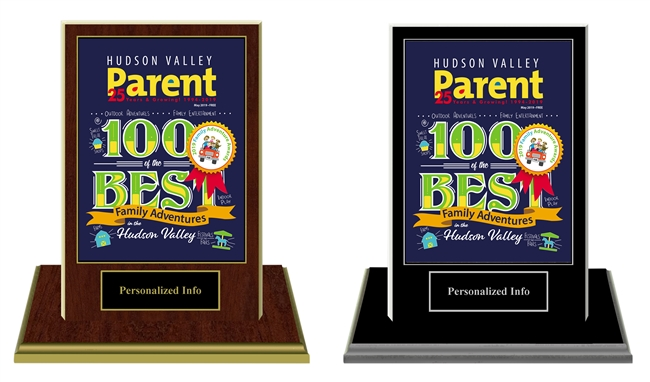 2019 Deluxe HV Parent Family Adventure Base Plaques
