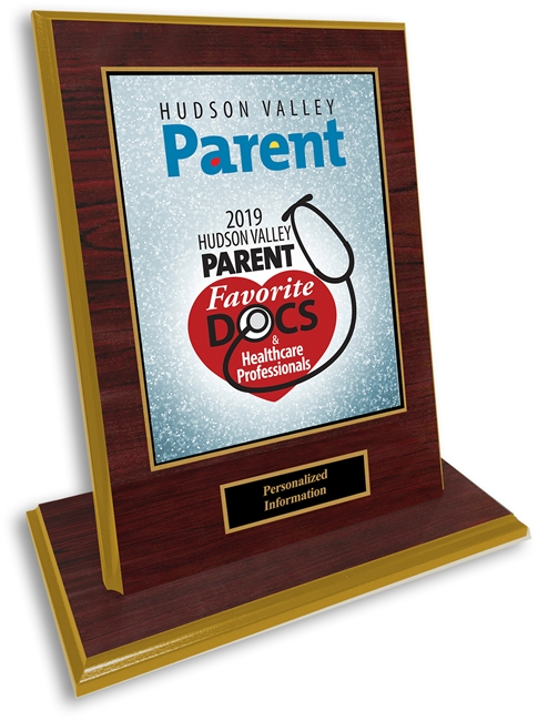 2019 Deluxe HV Parent Favorite Docs Base Plaques