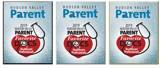 2019 Deluxe HV Parent Favorite Docs Standard Plaques, No Plate
