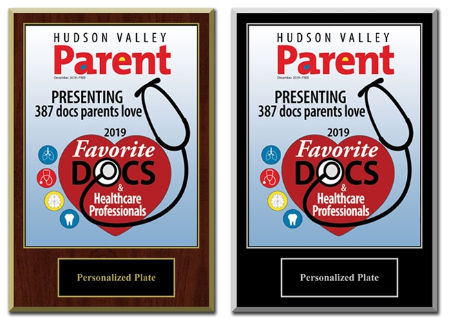 2019 Deluxe HV Parent Docs Parents Love Plaque