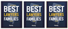 2019 NJ's Best Lawyers for Families Plaque