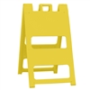 Plasticade Barricade Yellow - NO SHEETING