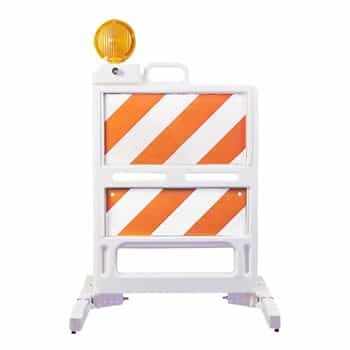 "Safetycade - 12"" X 24"" Top Panel  8"" X 24"" Bottom Panel