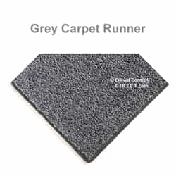 Grey Carpet Runner
