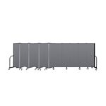 Popular - 6 Feet by 24 Feet Screenflex Standard Portable Room