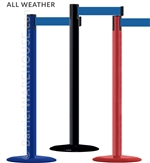 Tensabarrier All Weather Retractable Belt Stanchion