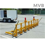 Mobile Vehicle Barrier MVB - Mifram