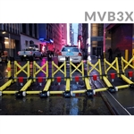 Anti-ram Safety Barrier MVB3X 3rd-gen - Mifram