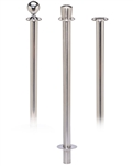 Professional Rope Stanchion - Removable