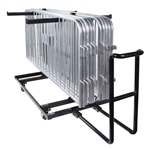 Barricade Cart for 30 Barricades