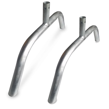 Replacement Parts - Steel Barricade Bridge Feet
