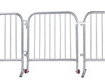 Classic Crowd Control Steel Barricade Gate Pedestrian Access