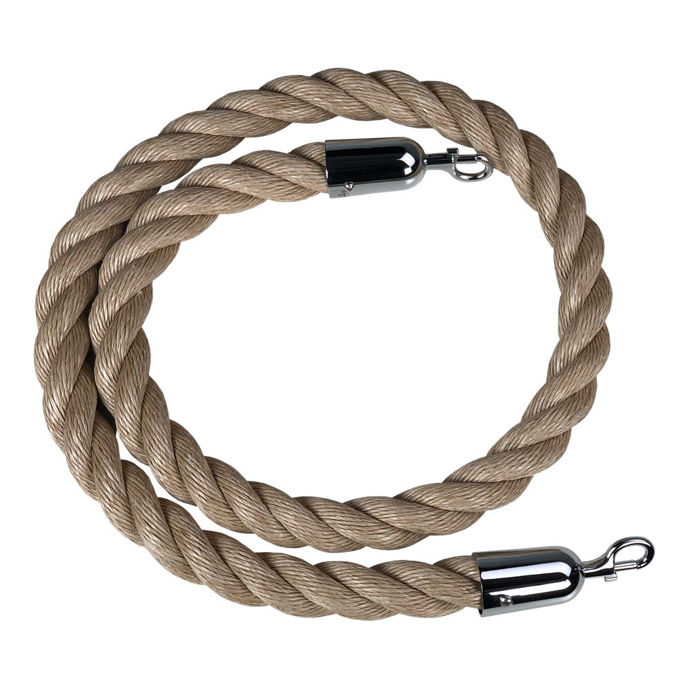 1 5 Diameter Poly Hemp Rope By Crowd Control Direct Rope Hemp