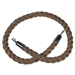 "Natural Hemp 1.5"" rope"