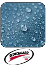 Scotchgard Fabric Protector for Screenflex Partition