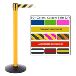 SafetyPRO 250 - 11' ft. belt barrier