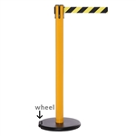 RollerSafety 250 - 11' ft. belt barrier