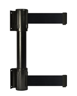 Tensabarrier 896T2 Dual Belt Wall Mount (7' - 13' ft.)