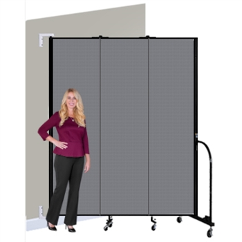 Screenflex WALLMOUNT Portable Room Divider