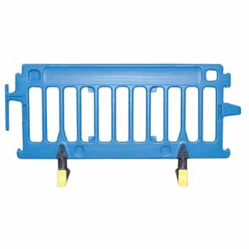 Avalon Crowd Control Plastic Barricade - Blue