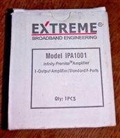 Extreme 1-Output Digital RF Amplifier, Passive Reverse Model IPA1001