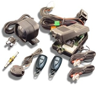 Complete Car Alarm and Immobiliser System for any make and model of car in Australia