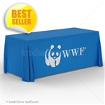 3-sided Trade Show Tablecloth