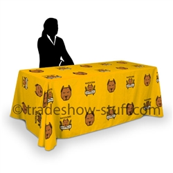 Step and Repeat Table Cloth