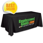 3-sided Trade Show Table Throw