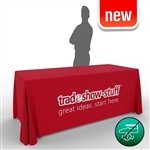 Premium Trade Show Table Cover