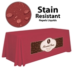 Stain Resistant Custom Table Cover